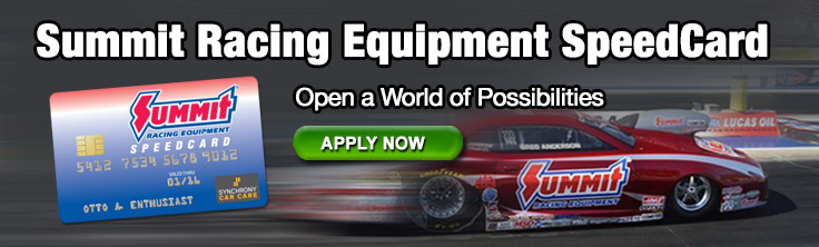 Promotional Program Terms and Conditions  sc 1 st  Summit Racing & Summit Racing Equipment SpeedCard - Free Shipping on Orders Over ... markmcfarlin.com