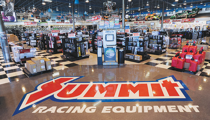 Summit Racing Retail Locations - Free Shipping on Orders